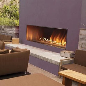 Empire Carol Rose Outdoor Linear Fireplaces 48""