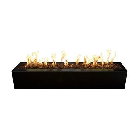 "Eaves Fire Pit 60"" – Powdercoated"