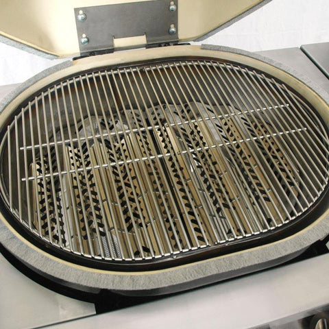 Image of Primo Oval G420 Ceramic Gas Grill