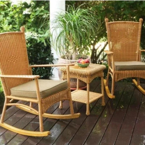 Image of Rocking Chair Set - Portside Classic 3pc