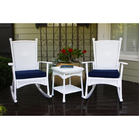 Rocking Chair Set - Portside Classic 3pc