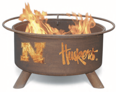 Fire Pit Patina Products: Nebraska