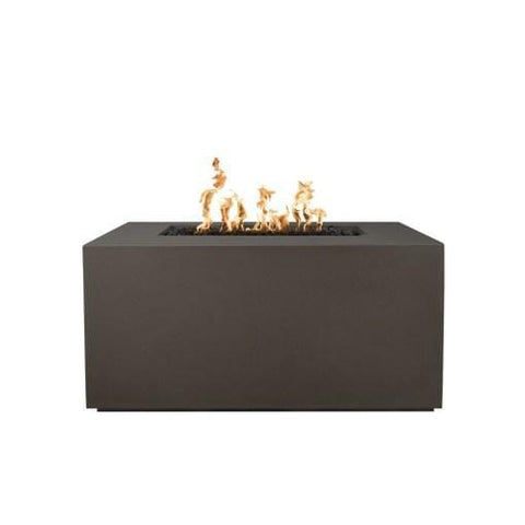Image of Pismo Concrete Fire Pit - Chocolate