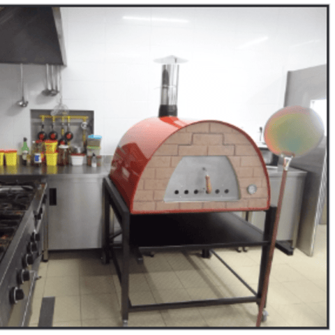 Image of Pizza Oven Cart for Maximus Prime Oven