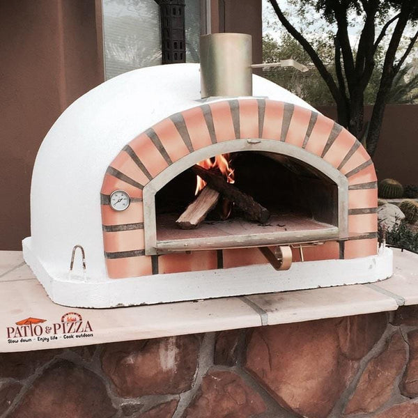 Wood Fired Pizza Oven Pizzaioli By Authentic Pizza Ovens