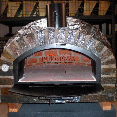 Stone Pizzaioli Brick Wood Fired Pizza Oven From Portugal