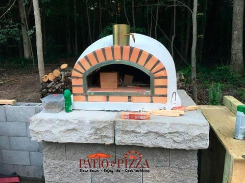 Image of Pizzaioli Traditional Brick Wood Fired Pizza Oven