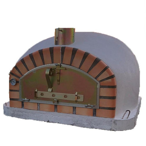 Image of Brick Pizza Oven for wood fired recipes