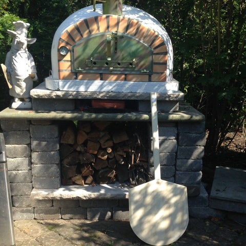 Authentic Pizza Ovens Pizzaioli Brick Wood Fired Oven APOPIZZ - Patio & Pizza - 8