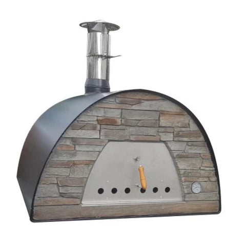 Image of Large Wood Fired pizza oven from Portugal - Maximus Prime