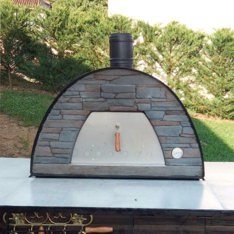 Image of Wood Fired Countertop pizza oven - Prime