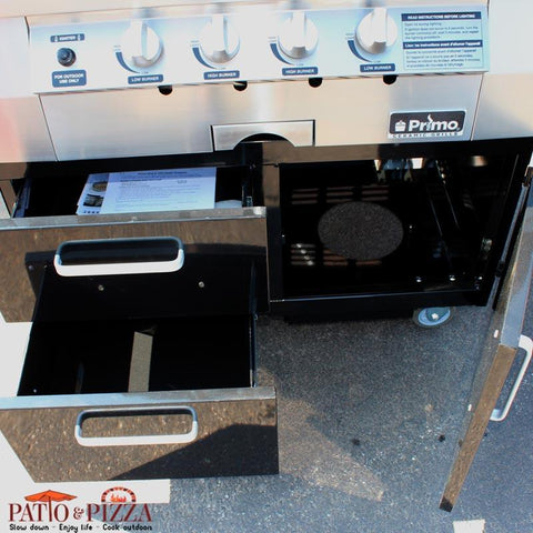 Image of Primo G420C Ceramic Grill Cart