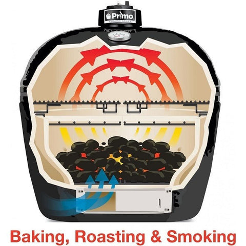 Image of Primo Oval Baking, Roasting