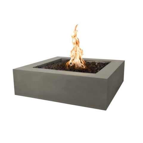 Image of Quad Concrete Fire Pit - Ash