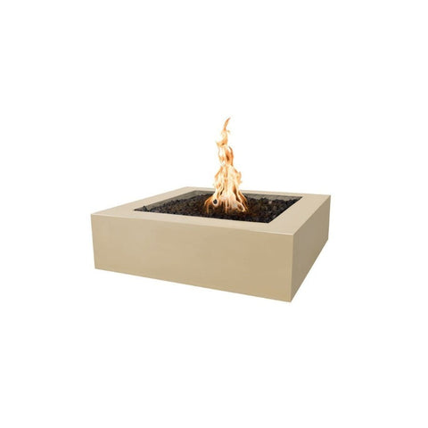 Image of Quad Concrete Fire Pit - Vanilla