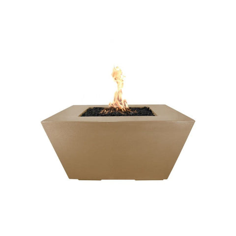 Image of Redan Fire Pit - Brown