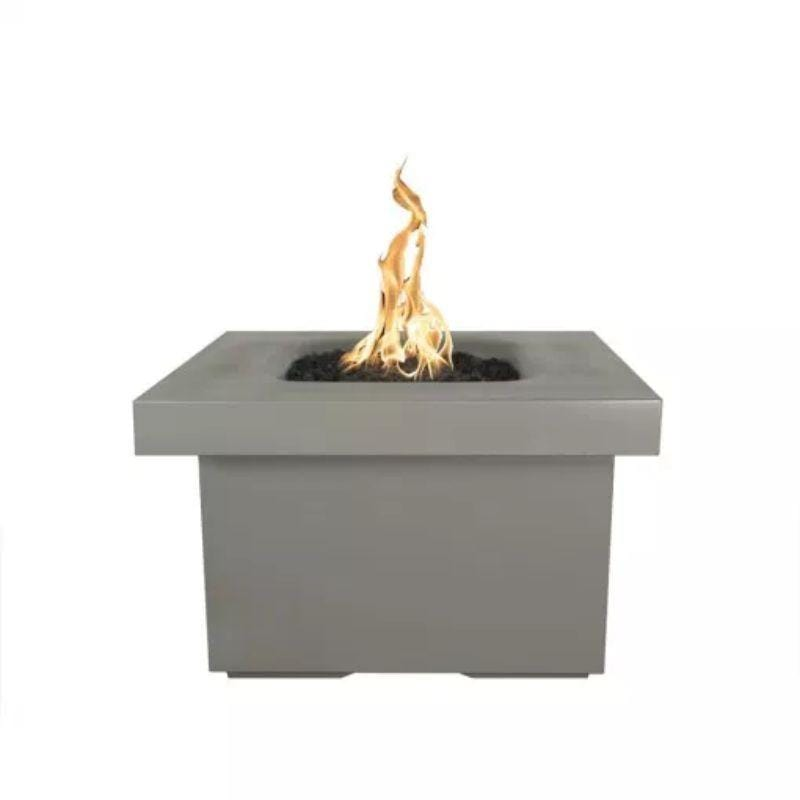 "Ramona Square Firepit Table 36"" - Ash"