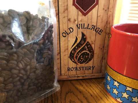 Image of Old Village Roastery Coffee Beans
