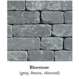 Necessories Colonial Fireplace Bluestone