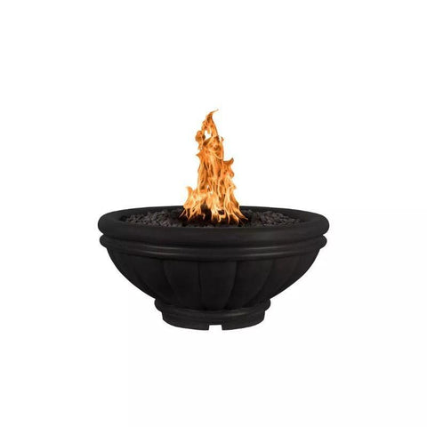 Roma Fire Bowl - Black