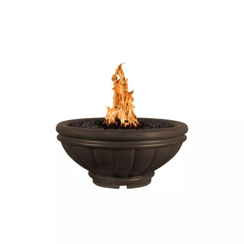 Roma Fire Bowl - Brown