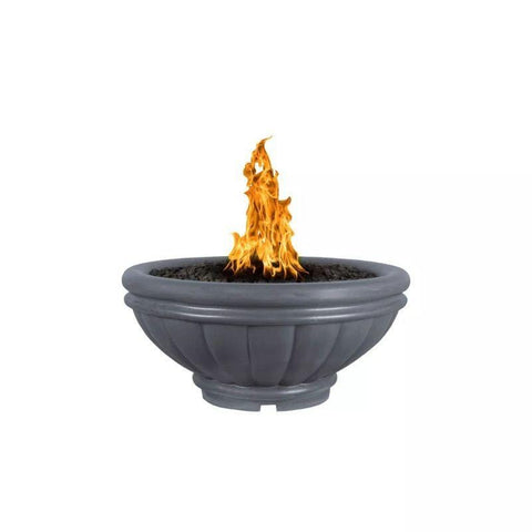 Roma Fire Bowl - Gray