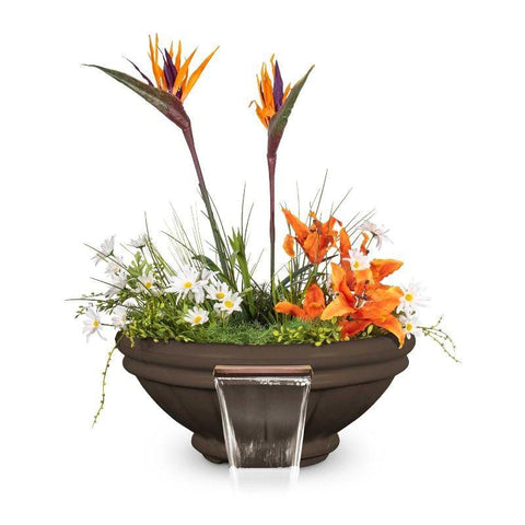Image of Roma Planter & Water Bowl