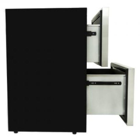 Image of Blaze Double Drawer 5.1 Cu. Ft. Refrigerator