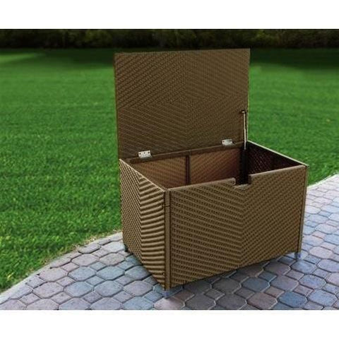 Storage Box - Medium By Tortuga Outdoor Great Room
