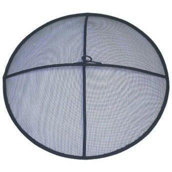 Fire Pit Accessories Patina Products Spark Screen D051