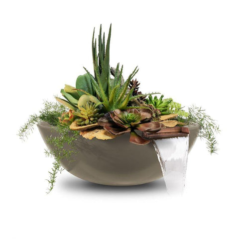Sedona Planter Bowl with Water