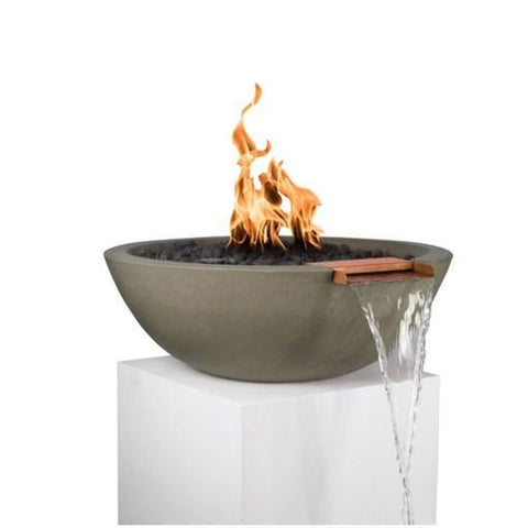 Sedona Fire & Water Bowl - Ash