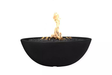 Image of Sedona Fire Pit - Black