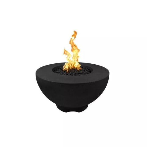 Image of Sienna Fire Pit - Black