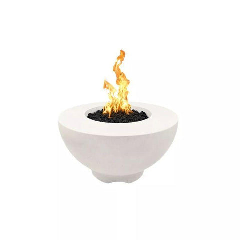 Image of Sienna Fire Pit - Limestone