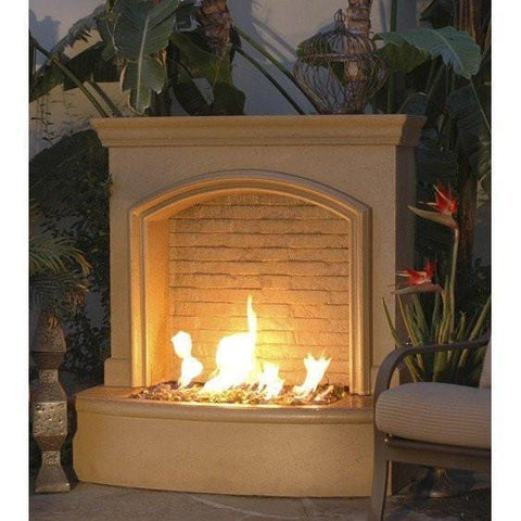 American Fyre Designs Firefalls Outdoor Heating