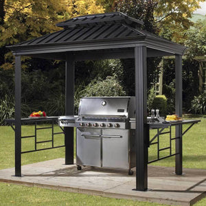 Sojag 500-9162875 Messina BBQ Grill Gazebo
