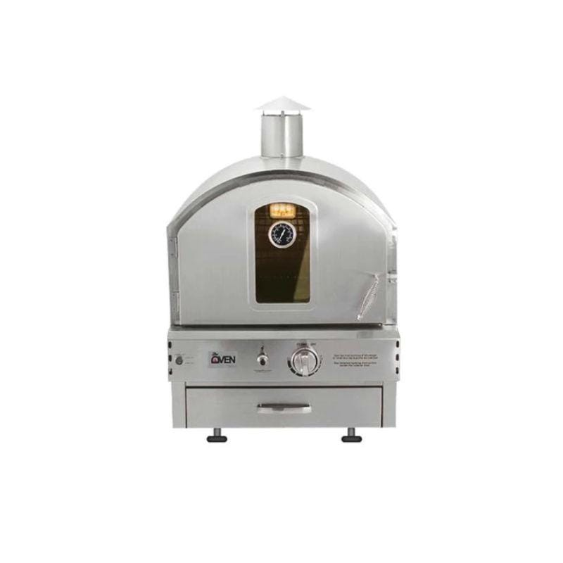 Summerset Outdoor Counter Gas Pizza Oven