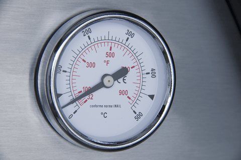Pizza Oven Temperatures Thermometer Bull