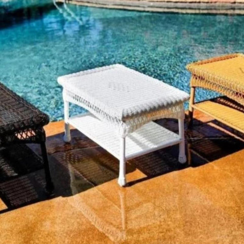 Portside Coffee Table By Tortuga Outdoor Great Room