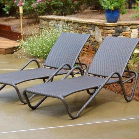 Image of Fiji Sun Lounger By Tortuga Outdoor Great Room