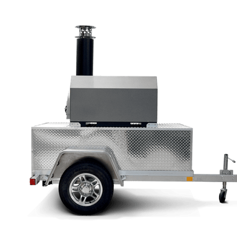 Pizza Oven Trailer | Commercial Pizza Oven
