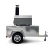 Image of Pizza Oven Trailer | Commercial Pizza Oven
