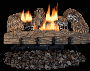 Superior Townsend Bark Vent-Free Gas Logs