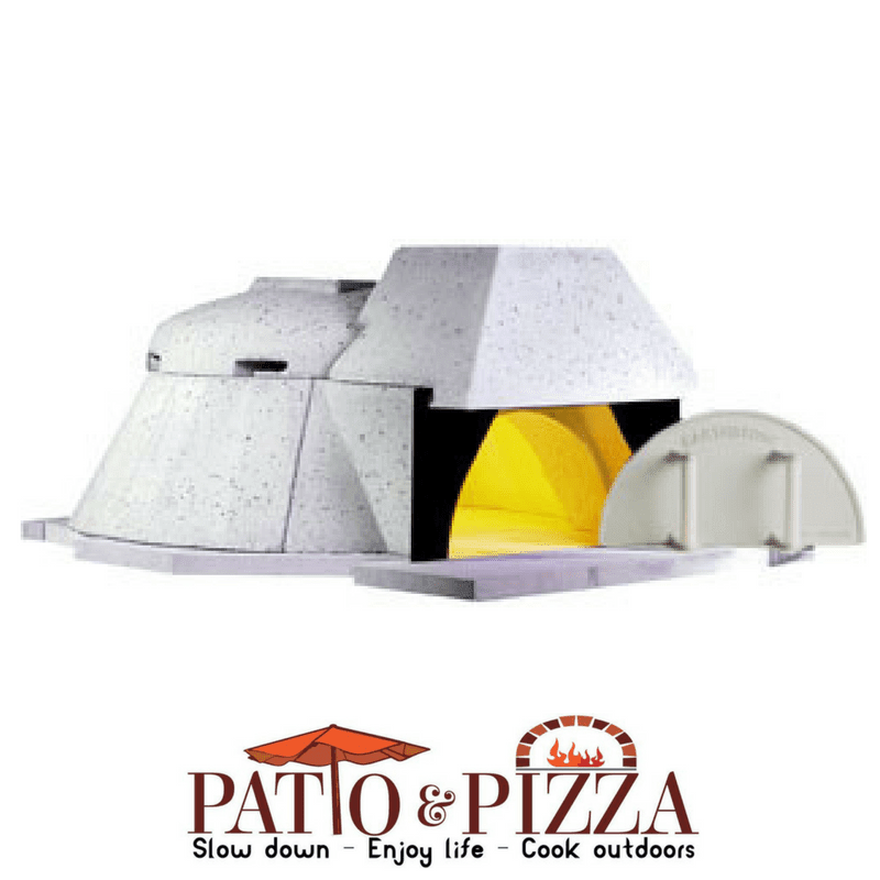Earthstone Modular Wood Fired Oven Model 110