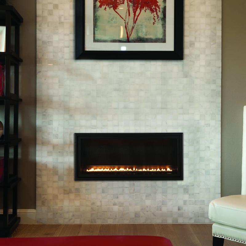 Empire Boulevard SL Linear Vent-Free Fireplaces 30""