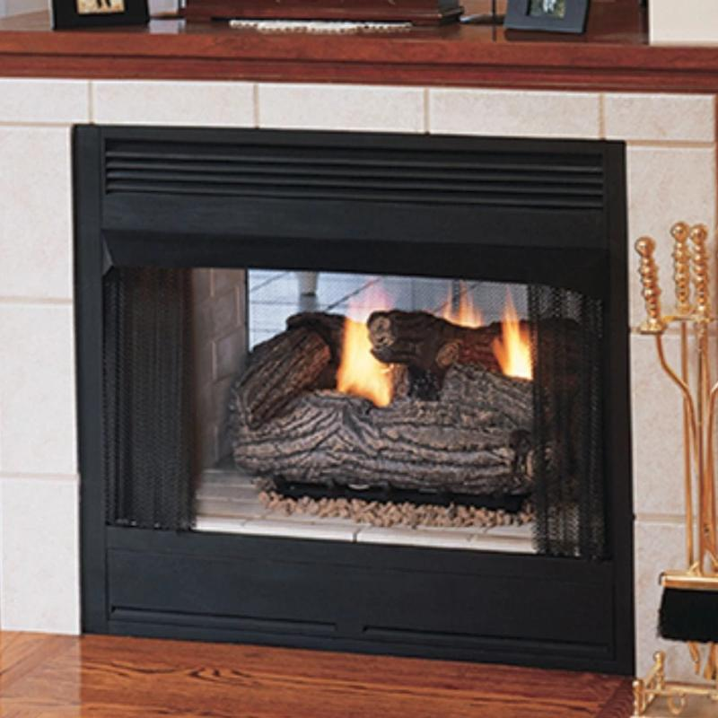 Superior Vent-Free Firebox See-through VCT43ST