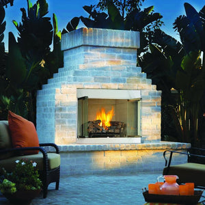 Superior Vent-Free Outdoor Fireplaces VRE3000