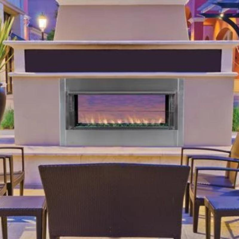 Superior Vent-Free Outdoor Fireplaces VRE4543