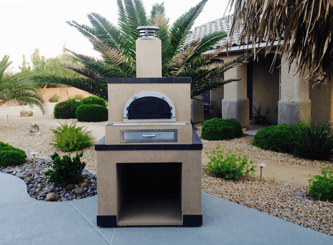 Image of Chicago Brick Oven CBO-500 Pizza Oven Kit